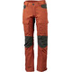 Lundhags Jr Authentic II Pants Bronze/Tea Green